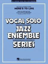 Butler Artie - Here's To Life - Vocal Solo / Jazz Ensemble Series