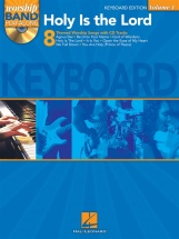 Worship Band Playalong Volume 1 Holy Is The Lord - Keyboard