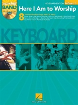 Worship Band Playalong Volume 2 Here I Am To Worship - Keyboard