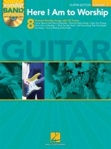 Worship Band Playalong Volume 2 - Here I Am To Worship Guitar Edition - Guitar