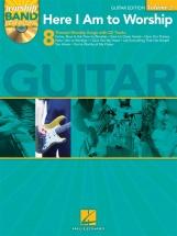 Worship Band Playalong Volume 2 - Here I Am To Worship Guitar Edition - Guitar