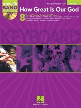 Worship Band Playalong Volume 3 How Great Is Our God - Keyboard