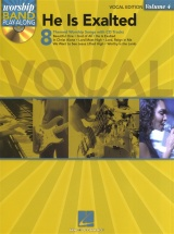 Worship Band Play-along Volume 4 - He Is Exalted Vocal + Cd - Voice