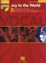 Worship Band Play Along Volume 5 Joy To The World + Cd - Voice