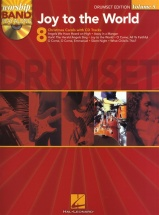 Worship Band Play Along Volume 5 Joy To The World + Cd - Drums