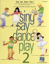 Cristi Cary Miller And Kathlyn Reynolds Sing Say Dance Play 2 Chor - Voice