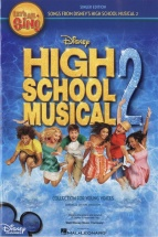 Let S All Sing Songs From Disney S High School Musical 2 Collection - Voice