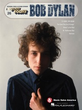 Ez Play Today Volume 26 Dylan Bob - Piano Solo