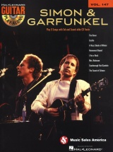Guitar Play Along Volume 147 Simon And Garfunkel + Cd - Guitar Tab