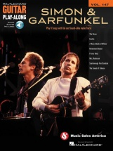 GUITAR PLAY ALONG VOLUME 147 SIMON AND GARFUNKEL + MP3 - GUITAR