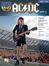 Guitar Play Along Volume 149 Ac/dc Hits Guitar + Cd - Guitar Tab