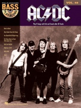 Bass Playalong Volume 40 - Ac/dc + Cd - Bass Guitar Tab