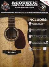 Rock House House Of Blues Acoustic Guitar Course Bk/2dvd - Guitar Tab