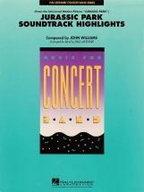 Williams John - Jurassic Park Soundtrack Highlights - Score and Parts