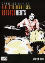 Appice Carmine - Realistic Drum Fills Replacements + Cd