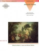 Mozart Arias For Soprano + Cd - Soprano