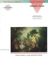 Mozart Arias For Mezzo-soprano + Cd - Mezzo-soprano