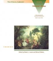 Mozart Wolfgang Amadeus - Arias + Cd - Tenor