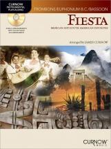 James - Fiesta + Cd - Trombone