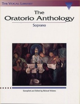 The Oratorio Anthology - Soprano