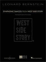 Bernstein L. - Symphonic Dances From West Side Story - Score And Parts