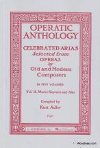Operatic Anthology Vol. 2 - Mezzo-soprano Et Piano