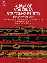 Moyse Louis - Album Of Sonatinas For Young Flutists - Flute and Piano