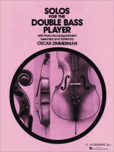 Solos For The Double Bass-player