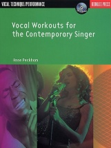 Anne Peckham Vocal Workouts For The Contemporary Singer + Cd - Voice