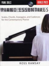 Berklee Press Piano Essentials + Cd - Piano Solo