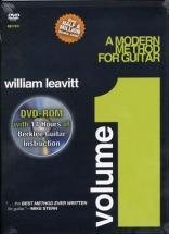 Dvd - Baione Larry -  Rom Berklee Modern Method Vol.1 - Guitare