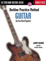 Berklee Practice Method Get Your Band Together Guitar - Guitar Tab