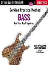 Berklee Practice Method Get Your Band Together Bass - Bass Guitar Tab
