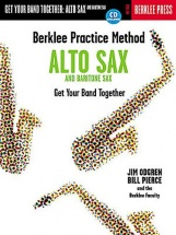 Practice Method Get Your Band Together Alto And Baritone Sax - Baritone Saxophone