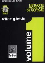 Leavitt William G. - Methode Moderne De Guitare Vol.1 + Cd