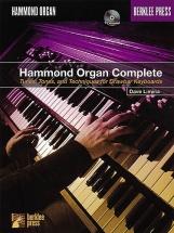 Hammond Organ Complete Hnd - Hammond