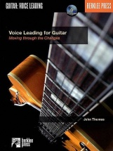 Thomas J. - Voice Leading For Guitar : Moving Through The Changes + Cd