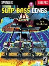 Slap Bass Lines + Cd - Bass Guitar