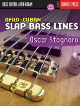 Afro-cuban Slap Bass Lines B+ Cd - Bass Guitar
