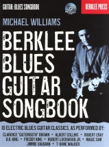 Williams Michael Berklee Blues Guitar Songbook Method + Cd - Guitar