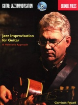 Fewell G. - Jazz Improvisation For Guitar : A Harmonic Approach + Cd