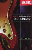 Press  Rock Guitar Chord Dictionary- Guitar