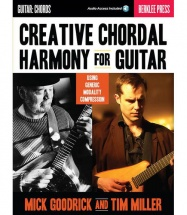 Mick Goodrick and Tim Miller - Creative Chordal Harmony For Guitar