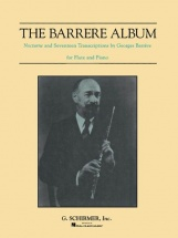 The Barrere Album - Flute and Piano