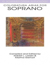 Coloratura Arias For Soprano