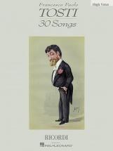 Tosti F.p. - 30 Songs - Voix Haute