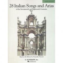 28 Italian Songs And Arias - Medium Voice