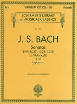 J.s. Bach Sonatas - Cello