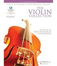 VIOLIN COLLECTION + MP3, EASY TO INTERMEDIATE LEVEL - VIOLON, PIANO