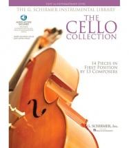 CELLO COLLECTION EASY TO INTERMEDIATE LEVEL - VIOLONCELLE, PIANO